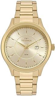 Relógio Masculino Technos Classic 2115MPT/4X - Dourado
