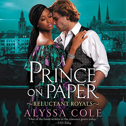 A Prince on Paper cover art
