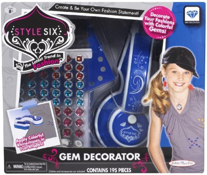 Style Six Sparkle It  Gem Decorator by Style Six