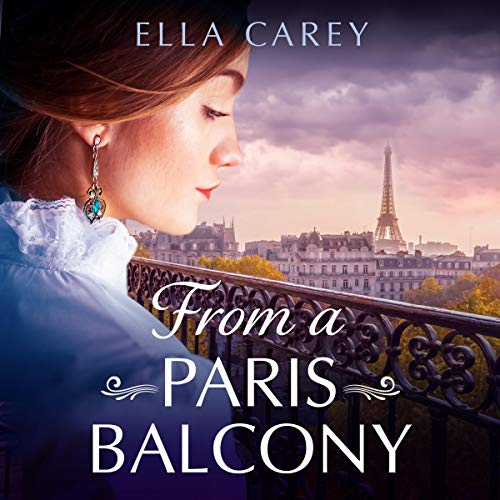 From a Paris Balcony cover art