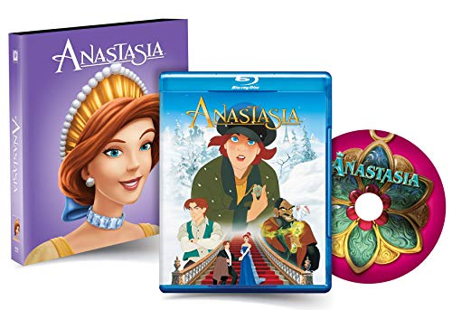 Anastasia [Blu-ray com Luva] - Exclusivo Amazon
