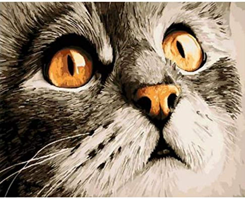 VVNASD 1000 Teile Puzzles Rätsel Für Erwachsene Augen Der Katze Abstrakte Tiere Art Picture Home Decoration Hölzern Spielzeug Spaß Spiele Tolles Pädagogisches Geschenk Für Kinder B07NWF3NFB Zu verkaufen   Moderate Kosten