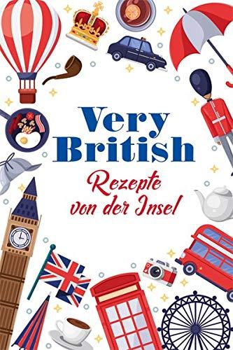 Very British - Rezepte von der Insel (Minibibliothek)