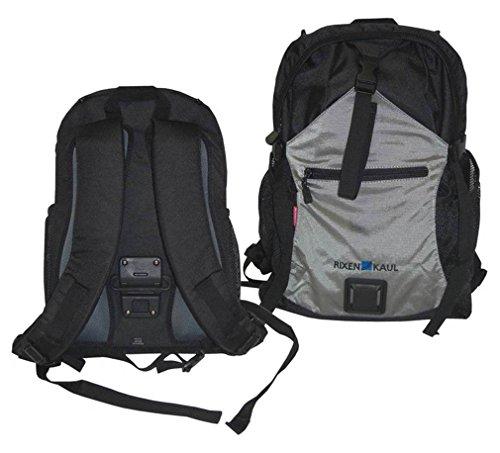 Rucksack Freepack Sport schwarz/silber,30x40x20cm, 24 ltr, 1200g