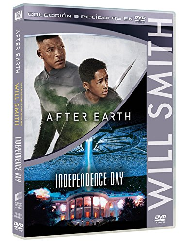 Coleccion Will Smith (Independence Day + After Earth) [DVD]