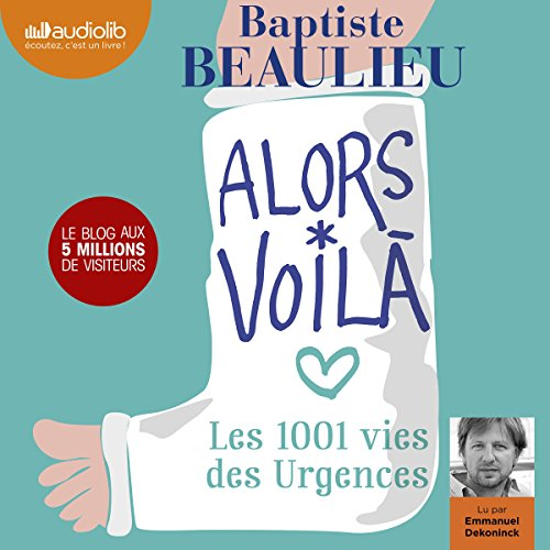 Alors voilà audiobook cover art