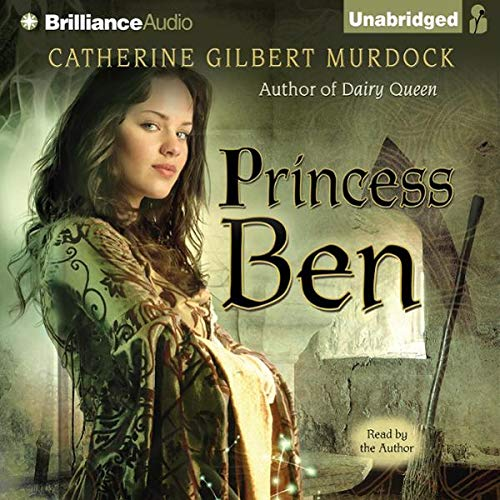 Princess Ben audiobook cover art