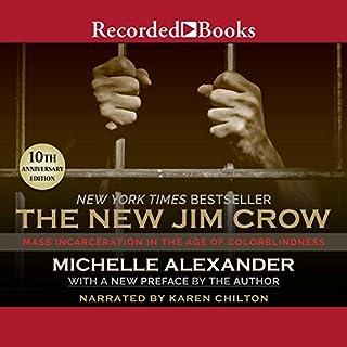 Page de couverture de The New Jim Crow