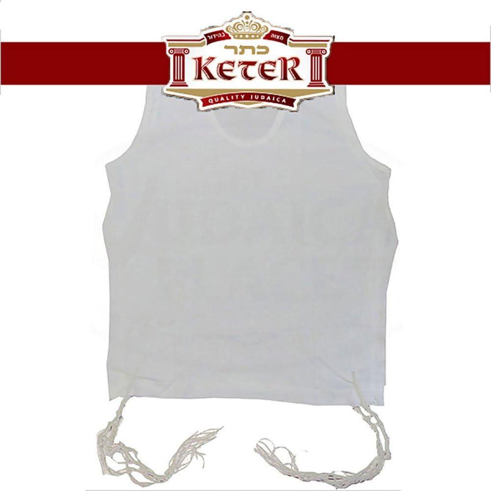 PerfTzit Undershirt Tzitzis Keter Ashkenazi Meyuchad