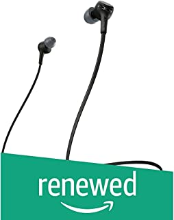 (Renewed) Sony WI-XB400 Wireless in-Ear Extra Bass Headphones with Neck-Band Design - Black