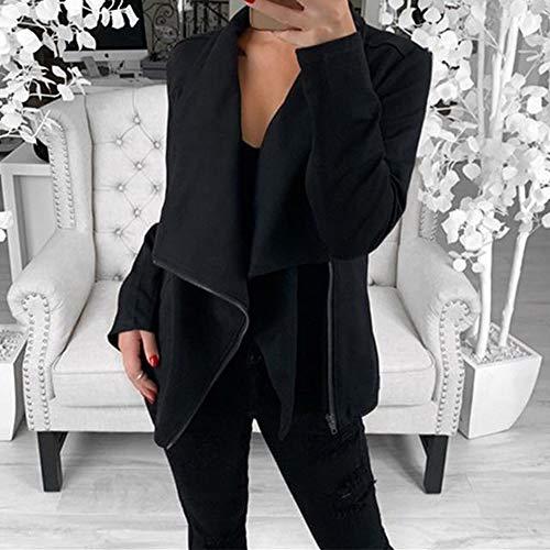 WFSDKN Damesparka 2019 Jas en jassen Vrouwen New Winter - warme solide kleur bomberjas vrouwen Plus Size Bomberjas vrouwen Streetwear