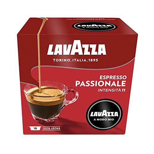 Lavazza A Modo Mio Espresso Passionale, 120 g
