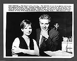 Barbra Streisand 'FUNNY GIRL' Sydney Chaplin 1964 Press...