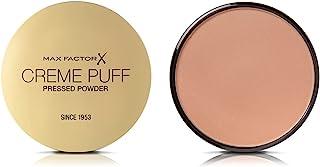 Max Factor Creme Puff Pressed Compact Powder, 05 Translucent, 21 g