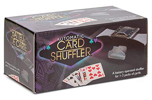 Hawkin's Bazaar 21975 Automatic Card Shuffler, Mixed