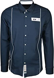 La Martina Man L/S Oxford Cotton Shirt Chemise Casual Homme