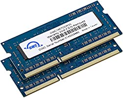 OWC 16.0GB (2x 8GB) 1867MHz DDR3DIMM PC3–14900DIMM 204çam CL11Memory Upgrade Kit–bellek modülü