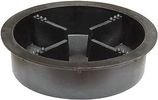 PEGANE Repose-Verre Plastique Noir pour Presse Agrumes n°11
