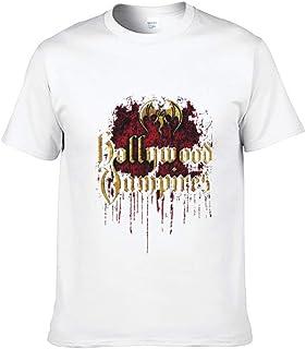 メンズ Tシャツ 半袖 ティーシャツ ハリウッド ヴァンパイアーズ クルーネック トップス インナー シャツ カジュアル おしゃれ ゆったり カットソー スポーツ 綿100% 春夏 快適 薄手