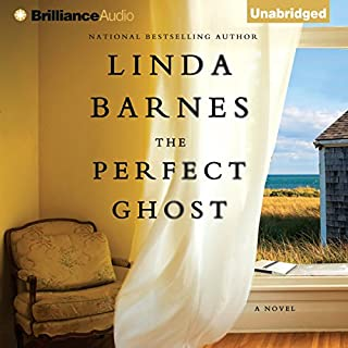The Perfect Ghost audiobook cover art