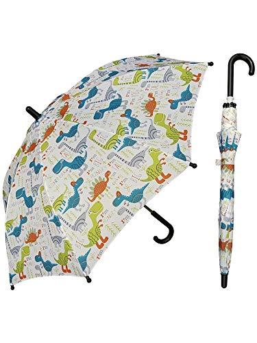 RainStoppers Umbrellas Boys' Standard Umbrella, Multicolor, One Size