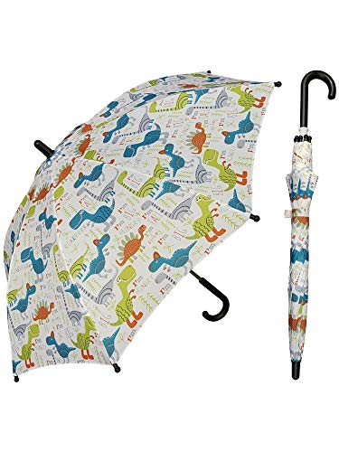 RainStoppers Umbrellas Boys' Standard Umbrella, Multicolor, One Size