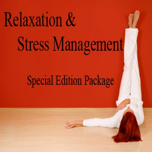 Relaxation and Stress Management Hypnosis Special Edition Audio Package cover art