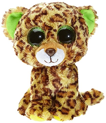 Ty Beanie Boos Speckles Plush - Leopard