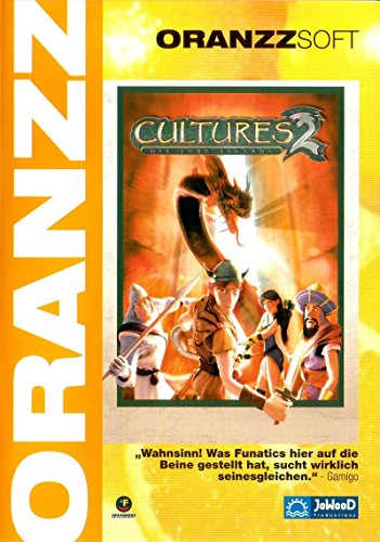 Cultures 2: Die Tore Asgards [ORANZZSoft]