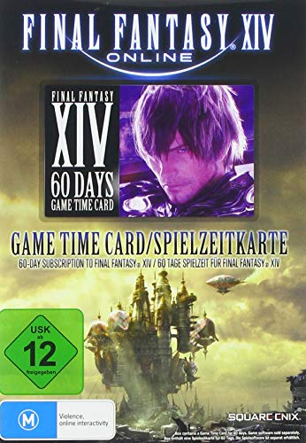 Final Fantasy XIV : A Realm Reborn - pre-paid card [import allemand]