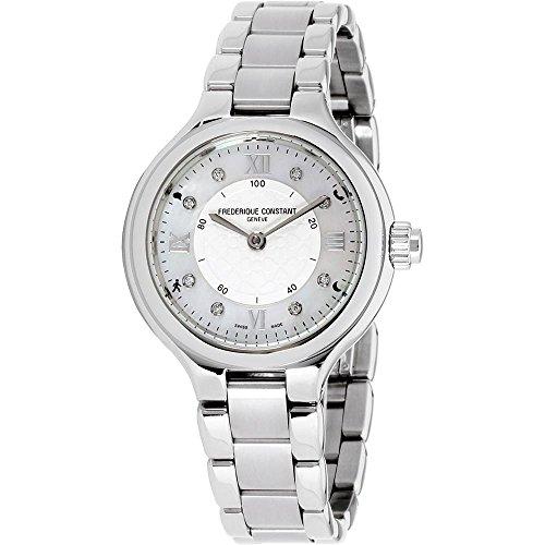 Frederique Constant Horological Smartwatch Damen-Armbanduhr FC-281WHD3ER6B