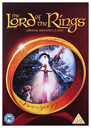 Lord Of The Rings Reino Unido DVD