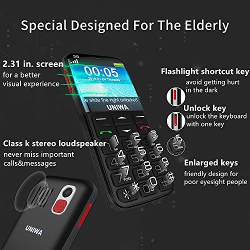 UNIWA Senior Cell Phone
