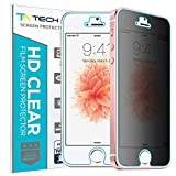 Tech Armor 4Way 360 Degree Privacy Film Screen Protector for Apple iPhone 5/5S/5C/SE (2016) [1-Pack]