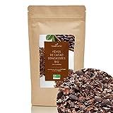 Fèves de Cacao concassées BIO - Fruits séchés en vrac - La Compagnie des Sens - 200g