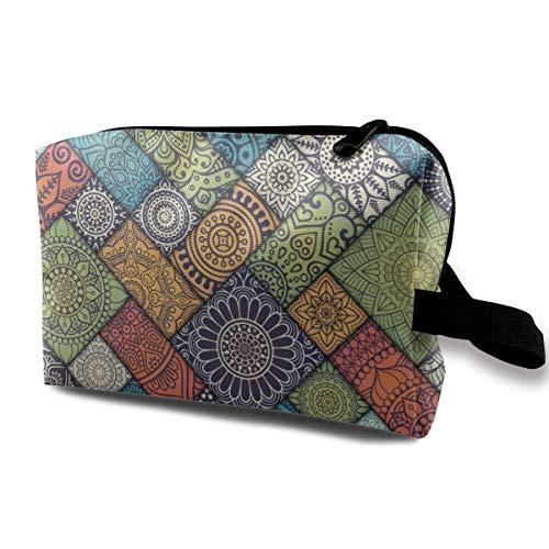 Fondo Hd Mandala bolsa de cosméticos bolsas de maquillaje p