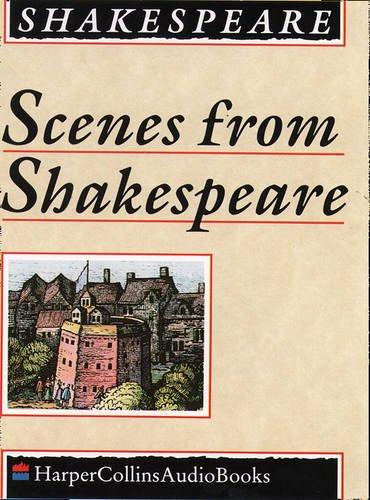 『Scenes from Shakespeare』のカバーアート