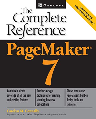 PAGEMAKER(R) 7: The Complete Reference (Complete Reference Series)