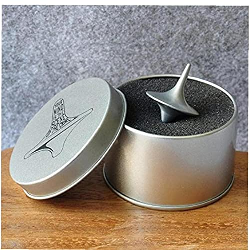 Onsinic Spinning En Alliage De Zinc Métal Mini Hauts Vent Gyro Décompression Jouets