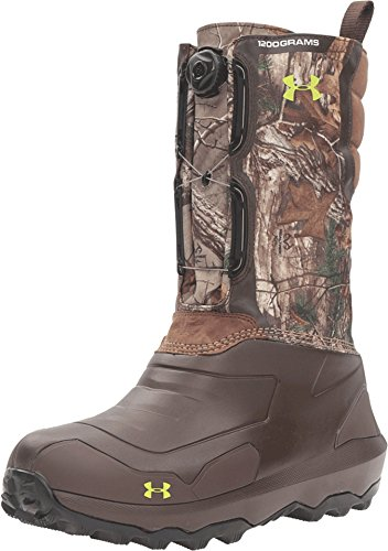 Under Armour UA Ridge Reaper Pac 1200 Boot - Men's Realtree Ap Xtra/Timber/Velocity 8