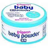 ピジョン 薬用ベビーパウダー ブルー缶 150g (医薬部外品)