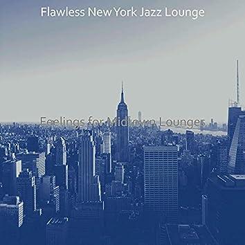 Feelings for Midtown Lounges