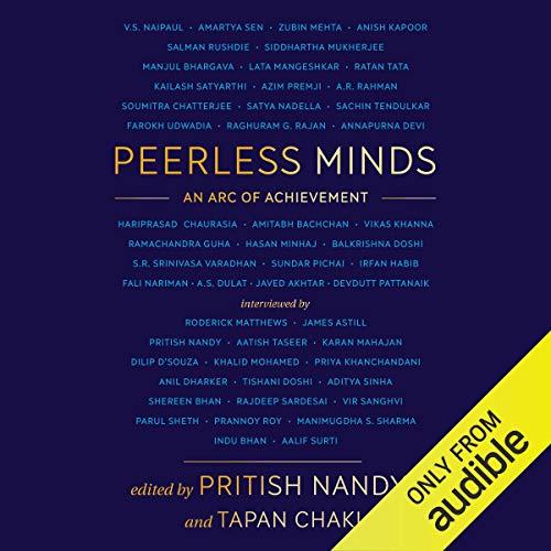 Peerless Minds cover art