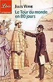 Le tour du monde en 80 jours ( Illustrated ) - Format Kindle - 3,00 €