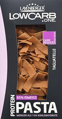 Layenberger Protein Pasta Tagliatelle, (5 x 240 g)