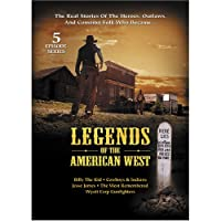 Legends of the American West [DVD]