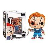 FURUN Pop! Juego de niños Chucky Juguetes Colección de muñecas Adornos