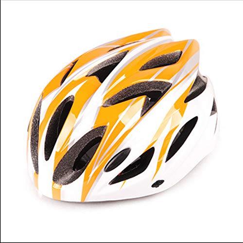 LQY Casco de Bicicleta Ultraligero Casco de Ciclismo rígido Desmontable Ajustable Hombres Mujeres Casco de Bicicleta MTB/Montaña/Carretera/Adulto/Junior Aplicable
