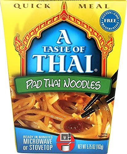 A Taste Of Thai Pad Thai Noodles Quick Meal, 5.75 oz