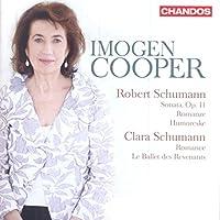 Robert & Clara Schumann: Works for Piano by Imogen Cooper